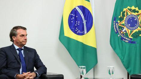 PRESIDENTE JAIR BOLSONARO. FOTO: MARCOS CORRÊA/PR