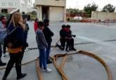 Visita Parque Seguridad Consejo Municipal de la Infancia