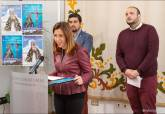 Presentación Via Crucis de Santa Lucía y cartel