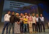 Entrega de los Premios al Deporte Cartagenero 2018