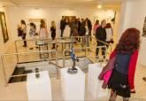 Inauguración exposición 'Nudos' en la Muralla Bizantina