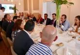 La alcaldesa invitada por Aprim para hablar de la gestión urbanística del municipio