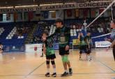 Campeón de España infantil masculino de Voleibol en Cartagena