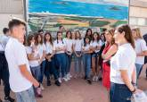 Proyecto 'Descubre un pueblo QR' en Los Belones