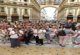 Viaje alumnos Universidad Popular a Milan y Lago de Como