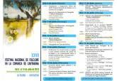 XXVII Festival Nacional de Folclore de La Palma