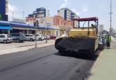 Reparación urgente de la Gran Vía de La Manga