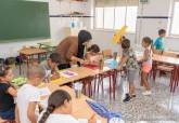 Visita Escuela infantil de Verano CEIP Asdrúbal