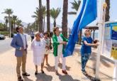 Bandera Azul y Bandera Q Calidad Playa San Ginés La Azohía
