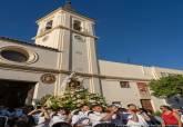 Tradicional misa y procesión marinera de la Virgen del Carmen