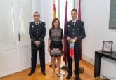 Recepción Joaquín López Policia Local ganador en el Mundial de Policias y Bomberos en China