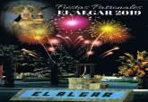 Cartel Fiestas populares en El Algar