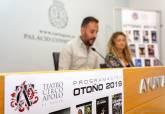 Presentación programación otoño Teatro Circo Apolo El Algar