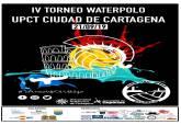 IV Torneo de Waterpolo UPCT Ciudad de Cartagena