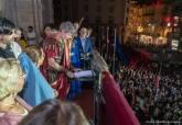 Pregón de Carthagineses y Romanos en el Palacio Consistorial por Nacho Guerreros