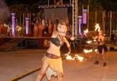 Apagado del Fuego Sagrado y fuegos artificiales Carthagineses y Romanos