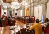 Pleno extraordinario para la formación de mesas electorales para las elecciones del 10 de noviembre