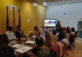 Primera reunión proyecto COLEOPTER edificio administrativo San Miguel