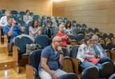 Clausura proyecto europeo COLEOPTER Salón de Actos del Teatro Romano