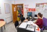 Visita Instalaciones Cruz Roja Calle Gisbert