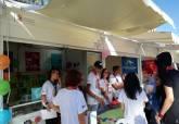 Punto Cartagena Libre de Rumores en el Encuentro de Asociaciones Juveniles