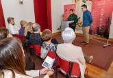 Presentacion festival de poesía Deslinde 2019