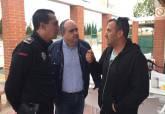Jornada de convivencia deportiva Policía Local Cartagena Urbanización Mediterráneo