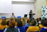 Conferencia 'El TDA-H en la adolescencia un tsunami divertido'.