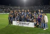Amistoso msolidario Cartagena-Barça