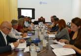 Constitución de la Mesa de Reforestación del Ayuntamiento de Cartagena