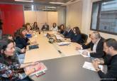 Reunión de la Comisión municipal de Urbanismo