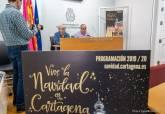 Presentación de las actividades de Navidad 2019/2020 en Cartagena