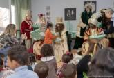 Visita de los Reyes Magos a la Casa Cuna