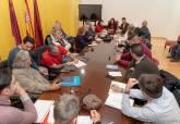 Mesa de negociación con los sindicatos