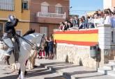 Celebración de San Antón en el barrio cartagenero.