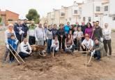 Plantación de Huerto Ecológico en San Antón