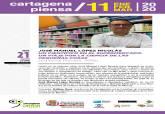 Jose Manuel Lopez Nicolas, un cientifico en el supermecado