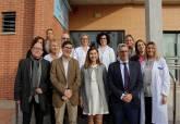 Visita al consultorio La Vaguada