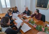 Junta de Gobierno del viernes 14 de febrero