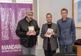 Encuentro Miguel Ángel Hernández Finalista Premio Mandarache