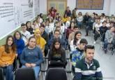 Inauguración del salón de actos del IES Galileo con cargo a los presupuestos participativos