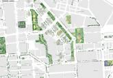 Imagen del inventario digital georeferenciado de Jardines de Cartagena