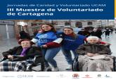 III Jornadas de Voluntariado de la UCAM