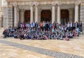 Chapoteo Scout e inaguración del Interlobatos 2020