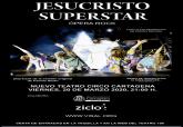 Cartel Jesucristo Superstar