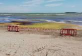 Zonas balizadas en Los Urrutias y Punta Brava por la acumulación de lodos