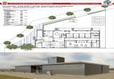 Proyecto del nuevo cuartel de la Policía Local de Pozo Estrecho