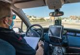 Control radar tráfico de Policía Local