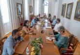 Reunión de la junta de gobierno local extraordinaria