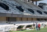 Visita Al Cartagonova Tecnicos Liga De Futbol Profesional
